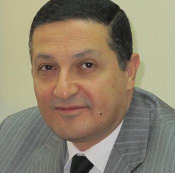 Prof.Dr. Gamal EL-Saied is the new University president