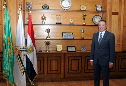 BU congratulates Prof. Gamal Al Saeed after appointing him as a Senator of People's Assembly