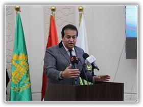 وزير التعليم العالي والبحث العلمي يشهد فعاليات المؤتمر الـ47 لرابطة علماء مصر في أمريكا وكندا