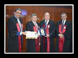 في يوم التميز العلمي: القاضي يكرم نائباه و11 عميداً سابقاً
