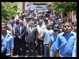 في إحتفالية جامعة بنها بذكري 30 يونيه القاضي: التحية واجبة لمن ضحوا بأرواحهم ودمائهم من أجلنا
