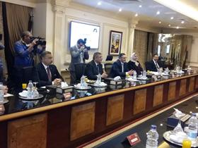 فى مجالات التحول الرقمى والتدريب .. بروتوكول تعاون بين جامعة بنها والهيئة العربية للتصنيع