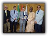 تعاون جديد بين جامعة بنها وجامعة بايرو كانو النيجيرية