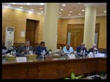 مجلس جامعة بنها يشدد: على سلامة مبانى الجامعة