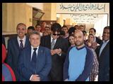 القاضي بعد الادلاء بصوته في الانتخابات الرئاسيه اليوم: الشعب انحاذ لصالح الوطن