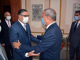 احتفالية تكريم الدكتور جمال السعيد رئيس جامعة بنها