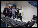 رفع حالة الطوارىء في مستشفيات جامعة بنها