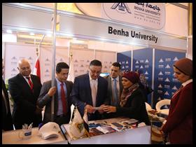خلال مشاركتها في «ايديوجيت 2020».. تكريم جامعة بنها لانجازها في تصنيف الجامعات العالمي QS