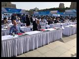 بمشاركة جامعة بنها: انطلاق منتدى جامعات طرق الحرير بالصين