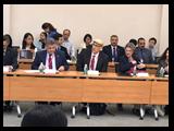 القاضى يشارك فى اطلاق منتدى جامعات الحرير بالصين