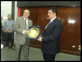 محافظ القليوبية ورئيس جامعة بنها يكرمان طلاب المرحلة الثانية من المبادرة الرئاسية «صنايعية مصر»