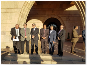 فعاليات حفل ختام مؤتمر الحفاظ علي التراث المعماري