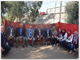بمشاركة 160 طالبه من كليات جامعة بنها: المغربي: يفتتح المهرجان الإرشادي الثامن للجوالات