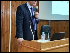 خلال افتتاحه مؤتمر«الزراعة الحديثة وتكنولوجيا المعلومات» .. السعيد: حريصين على تشجيع البرامج الخاصة بجامعة بنها