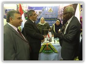 المغربي يشارك في افتتاح فعاليات الملتقى الأول للجامعات المصرية والسودانية