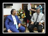 لليوم الثالث علي التوالي: المغربى يتفقد كليات جامعة بنها ويؤكد على إنتظام العملية التعليمية
