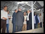 في زياره لزراعة مشتهر: رئيس جامعة بنها ومحافظ القليوبيه يتفقدان المزرعه السمكيه الجديده