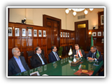 بروتوكول تعاون بين جامعة بنها وبنك مصر لدعم المستشفيات وريادة الأعمال