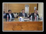 مجلس خدمة المجتمع يكرم نائب رئيس جامعة بنها
