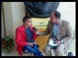 63 طالباً وطالبه من جامعة بنها فى أسبوع متحدى الاعاقه بالمنيا