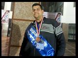 جامعة بنها تحقق ميدالية ذهبية وثلاث ميداليات فضية وواحده برونزية فى اسبوع شباب الجامعات لمتحدى الاعاقة