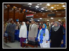 في ورشة عمل بجامعة بنها المغربى : بنك المعرفة ثروة في الجامعات لابد من الإستفادة منه بصورة جيدة