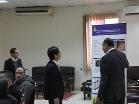 بالتعاون مع جامعة طوكيو .. ورشة عمل في هندسة شبرا بعنوان «النظم الحديثة لتحديد المواقع GNSS»