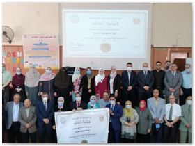 El Saeed congratulates the Faculty of Veterinary Medicine for the Renewal of Academic Accreditation