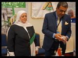 بنها فى ملتقى التعليم بالكويت