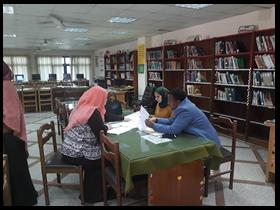 انطلاق زيارات تقييم المكتبات لاختيار أفضل مكتبة