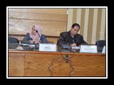 اجتماعات اللجنة المنظمة لندوة التعداد السكاني